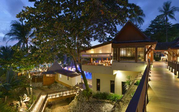 Phuket - Andaman White Beach Resort