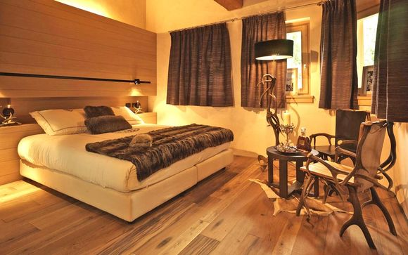 DV Chalet Boutique Hotel & SPA 4*