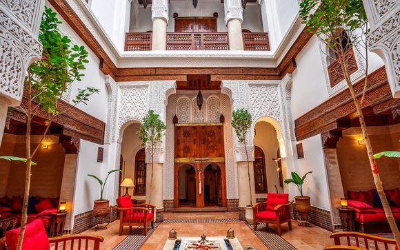 Riad Dar Alhambra 4*