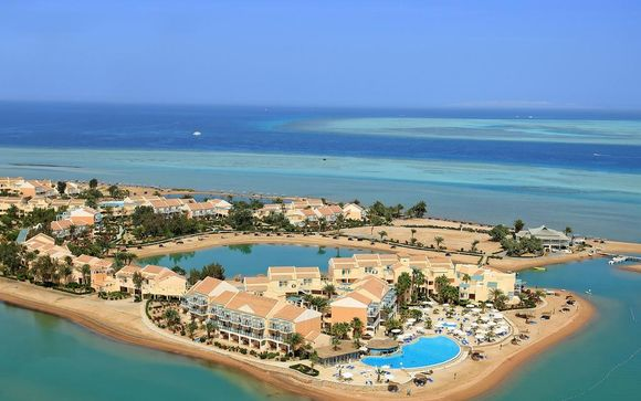 Mövenpick Resort & Spa El Gouna 5*