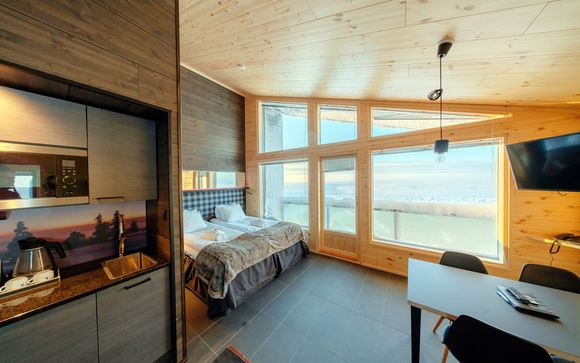 Saariselka  - Star Arctic Hotel 4*