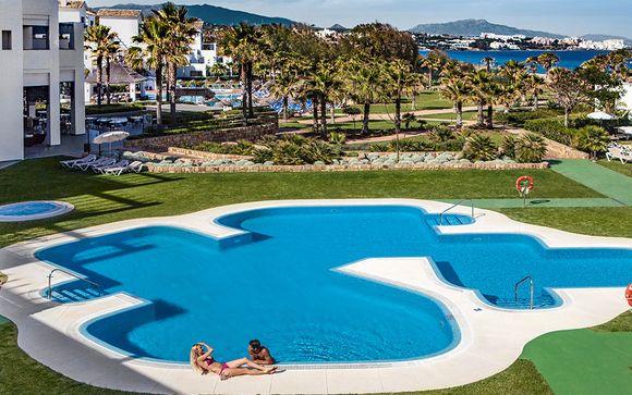 Hotel Fuerte Estepona 4*