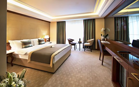 L'Eurostars Hotel Old City Istanbul 4*