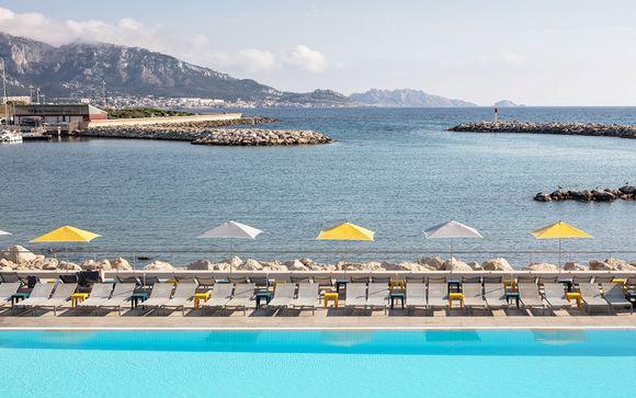 L'Hotel Nhow Marseille 4*
