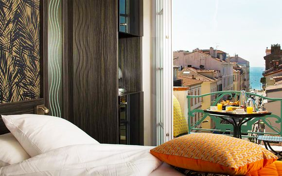 Best Western Premier Hotel Le Mondial Cannes 4*