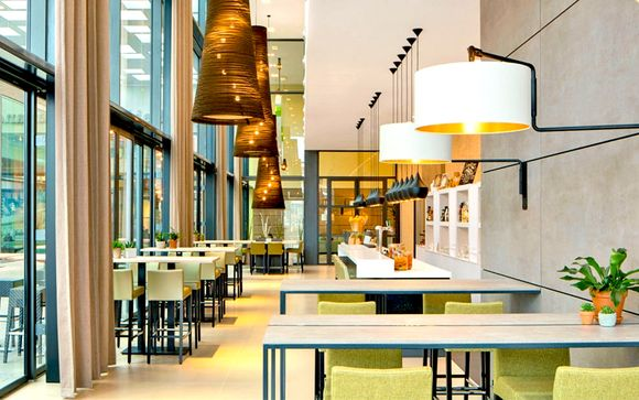 Element Amsterdam by Westin 4*