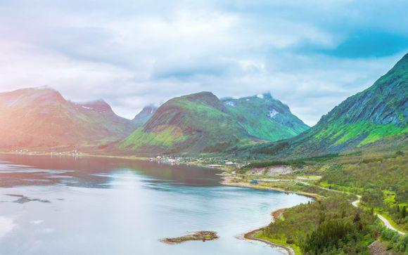 Il fascino di Oslo e Tromso con crociere incluse
