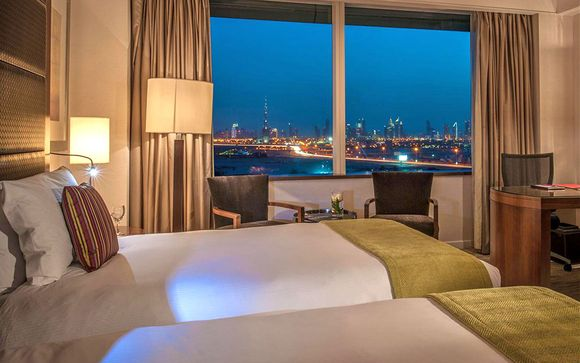 Dubai - Crowne Plaza Dubai Festival City 5*