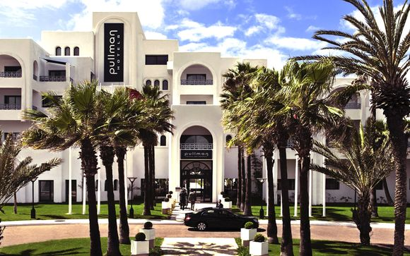 Pullman Mazagan Royal Golf & Spa Hotel 5*