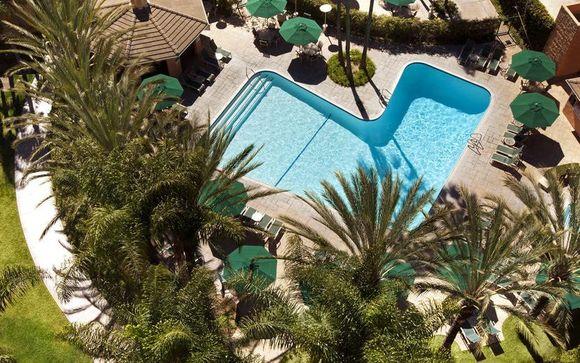 Los Angeles - Sheraton Park Hotel ad Anaheim 4 *