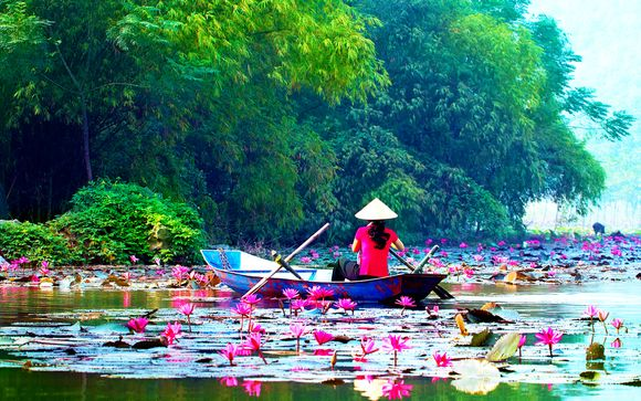 Tour Vietnam in libertà in hotel 4* o 5* con possibilità di estensione a Sapa
