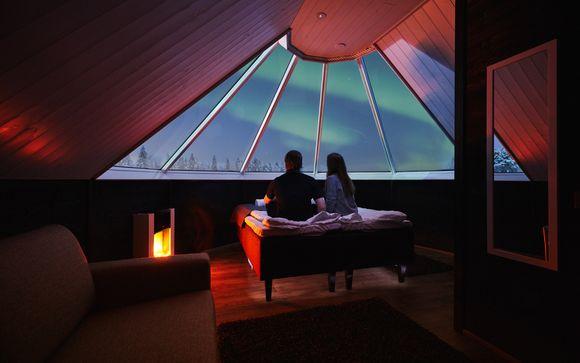 Rovaniemi - Apukka Arctic Resort