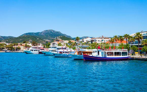 The Elysium Istanbul 5* + Loryma Resort Hotel 4*