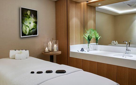 DUBAI - Hilton Garden Inn Mall of Emirates