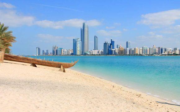 Carlton Downtown Dubai 4* + Radisson Blu Yas Island 4*
