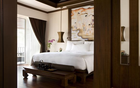 Khao Lak - JW Marriott Khao Lak 5*