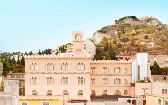 Hotel El Jebel Taormina 5*