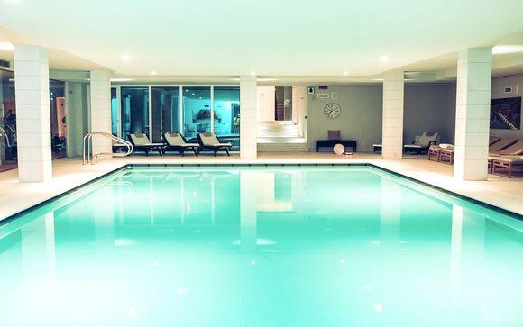Fuga romantica sul Lago di Garda in lussuoso 5* con spa
