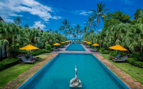 Koh Samui - The Passage Samui Villas & Resort 5*