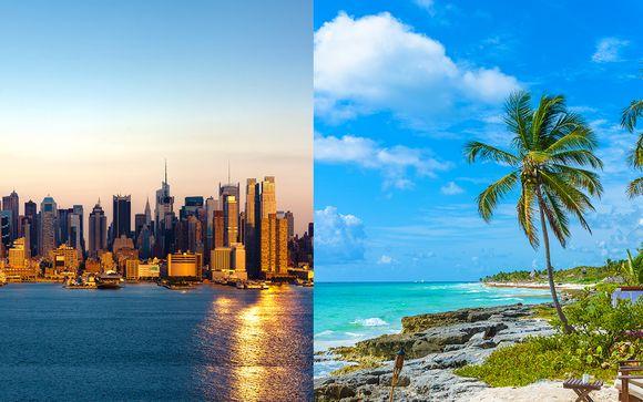 Hotel The Manhattan Club 4* + Royalton Riviera Cancun 5*