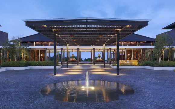 Uluwatu - Radisson Blu Bali Uluwatu 5*
