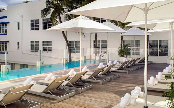 Miami - Hotel Breakwater South Beach 4*