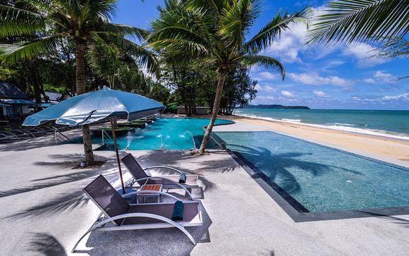 Khao Lak - Khaolak Emerald Beach Resort & Spa 4*