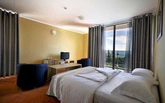 Budva - Hotel Tara 4*