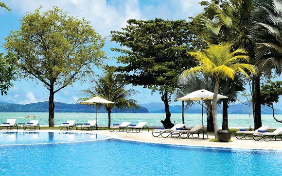Isola di Rebak (isola privata) -  Vivanta Rebak Island 4*
