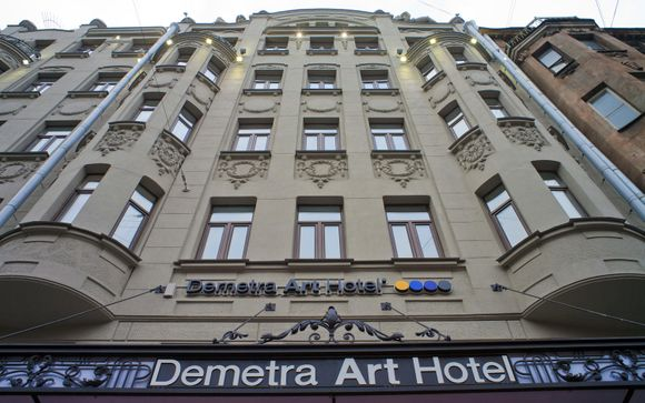 Hotel Demetra Art 1^ categoria