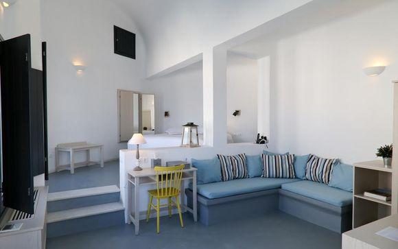 Ambassador Aegean Luxury Hotel & Suites Santorini 5*