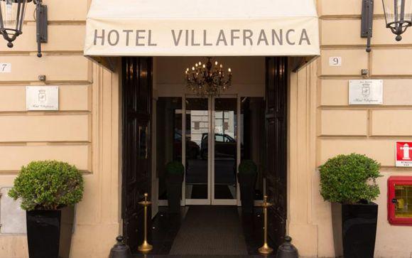 Hotel Villafranca 4*
