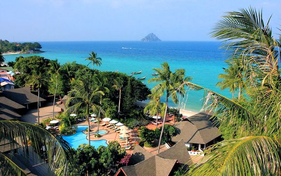 Phi Phi Island - Holiday Inn Phi Phi 4*