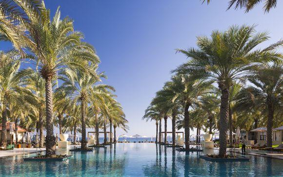 Oman - Aprite le porte del vostro 5* di lusso