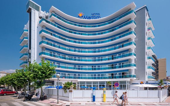 Il Hotel GHT Maritim