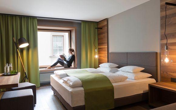 Lo Stadthotel Brunner