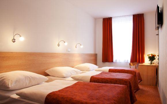 Hotel Ambiance 4*