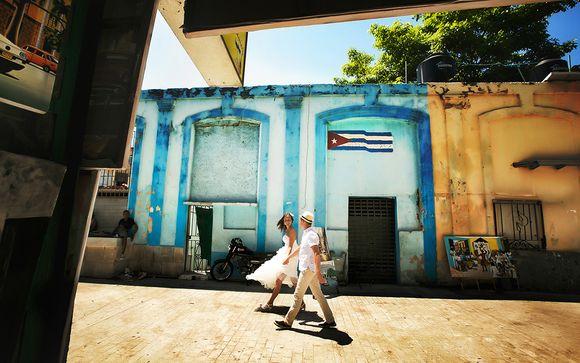 Casa Particular a L'Avana + Hotel Ocean Casa del Mar 4*S
