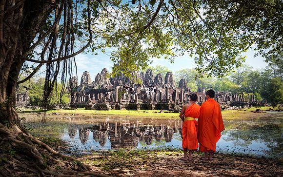 Alla scoperta del Vietnam e della Cambogia