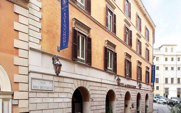 L'Hotel Dei Borgognoni 4*