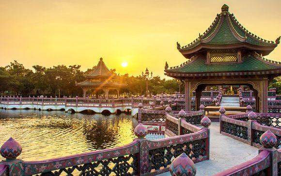 Tour della Cina di 8 notti