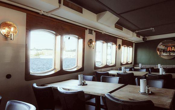 Boat Hotel Rygerfjord