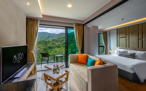 Phuket - Il Mida Grande Resort 5*