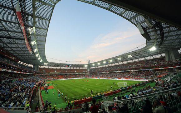 Hilton Krasnoselskaya 4 * e biglietti FIFA 2018 World Cup Russia