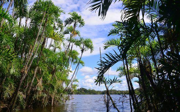 Alla scoperta dell'Ecuador e dell'Amazzonia ecuadoriana