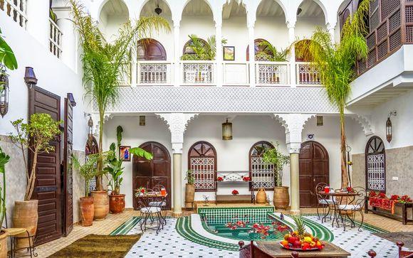 Oriental Glory Riad & Spa
