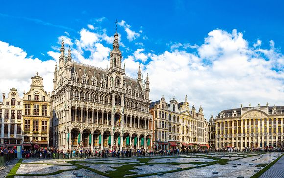 Sofitel Brussels Le Louise 5*