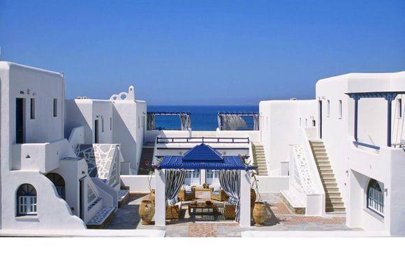 Hotel San Marco 4* - Mykonos