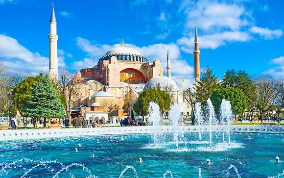 Combinato Istanbul + Cappadocia
