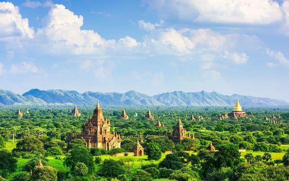 Tra le meraviglie naturali e culturali del Myanmar